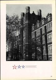 Notre Dame Cathedral Latin School - Yearbook (Chardon, OH) online yearbook collection, 1943 Edition, Page 75 of 124