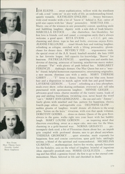 Notre Dame Cathedral Latin School - Yearbook (Chardon, OH) online yearbook collection, 1945 Edition, Page 83 of 126