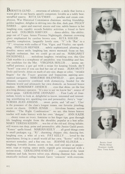 Notre Dame Cathedral Latin School - Yearbook (Chardon, OH) online yearbook collection, 1945 Edition, Page 84