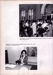 Notre Dame High School - En Dee Cue Yearbook (Quincy, IL) online yearbook collection, 1966 Edition, Page 22