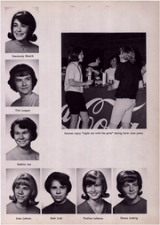 Notre Dame High School - En Dee Cue Yearbook (Quincy, IL) online yearbook collection, 1966 Edition, Page 35
