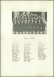 Notre Dame High School - Saroute Yearbook (San Jose, CA) online yearbook collection, 1932 Edition, Page 16