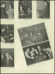 Nott Terrace High School - Terracian Yearbook (Schenectady, NY) online yearbook collection, 1946 Edition, Page 16