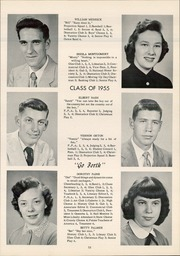 Nunda High School - O Nonda O Yearbook (Nunda, NY) online yearbook collection, 1955 Edition, Page 57