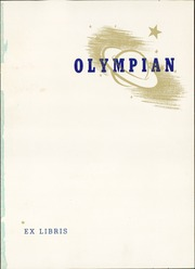 O Dea High School - Olympian Yearbook (Seattle, WA) online yearbook collection, 1941 Edition, Page 5