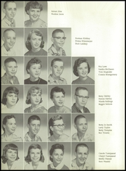 Oakland Township High School - Oak Leaves Yearbook (Oakland, IL) online yearbook collection, 1959 Edition, Page 48