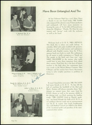 Oakmont High School - Yearbook (Oakmont, PA) online yearbook collection, 1948 Edition, Page 14