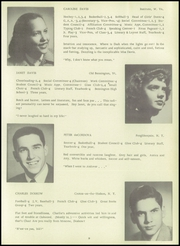Oakwood School - Quercus Yearbook (Poughkeepsie, NY) online yearbook collection, 1951 Edition, Page 15