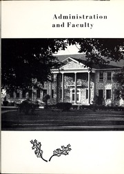 Oakwood University - Acorn Yearbook (Huntsville, AL) online yearbook collection, 1953 Edition, Page 17