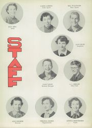 Odessa High School - Corral Yearbook (Odessa, TX) online yearbook collection, 1953 Edition, Page 7