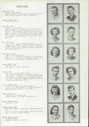 Oelwein High School - Ghost Yearbook (Oelwein, IA) online yearbook collection, 1949 Edition, Page 15
