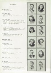 Oelwein High School - Ghost Yearbook (Oelwein, IA) online yearbook collection, 1949 Edition, Page 17