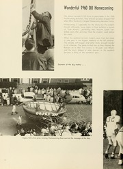 Ohio University - Athena Yearbook (Athens, OH) online yearbook collection, 1961 Edition, Page 18 of 368