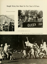 Ohio University - Athena Yearbook (Athens, OH) online yearbook collection, 1961 Edition, Page 19