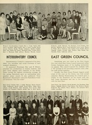 Ohio University - Athena Yearbook (Athens, OH) online yearbook collection, 1962 Edition, Page 109