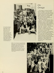 Ohio University - Athena Yearbook (Athens, OH) online yearbook collection, 1975 Edition, Page 230