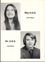 Orangefield High School - Bobcat Trails Yearbook (Orangefield, TX) online yearbook collection, 1973 Edition, Page 15