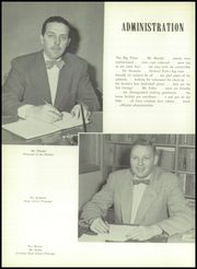 Orchard Park High School - Quaker Yearbook (Orchard Park, NY) online yearbook collection, 1956 Edition, Page 10