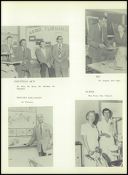 Orchard Park High School - Quaker Yearbook (Orchard Park, NY) online yearbook collection, 1956 Edition, Page 15
