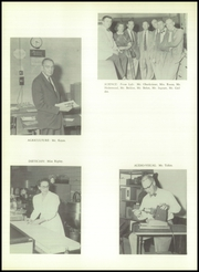 Orchard Park High School - Quaker Yearbook (Orchard Park, NY) online yearbook collection, 1956 Edition, Page 16 of 104