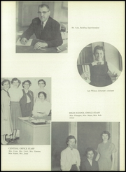 Orchard Park High School - Quaker Yearbook (Orchard Park, NY) online yearbook collection, 1956 Edition, Page 17