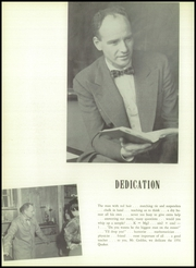 Orchard Park High School - Quaker Yearbook (Orchard Park, NY) online yearbook collection, 1956 Edition, Page 8