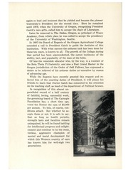 Oregon State University - Beaver Yearbook (Corvallis, OR) online yearbook collection, 1908 Edition, Page 14