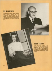 Oregon State University - Beaver Yearbook (Corvallis, OR) online yearbook collection, 1946 Edition, Page 120 of 392