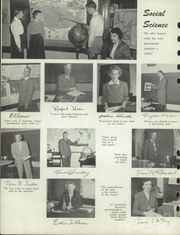 Oshkosh High School - Index Yearbook (Oshkosh, WI) online yearbook collection, 1954 Edition, Page 16