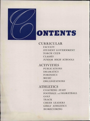 Ottumwa High School - Argus Yearbook (Ottumwa, IA) online yearbook collection, 1943 Edition, Page 10 of 148