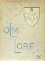 Our Lady of Mercy School - Lore Yearbook (Detroit, MI) online yearbook collection, 1957 Edition, Cover