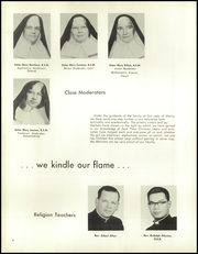 Page 10, 1957 Edition, Our Lady of Mercy School - Lore Yearbook (Detroit, MI) online yearbook collection