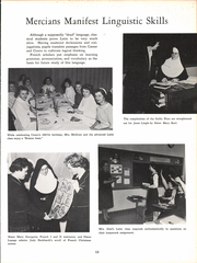 Our Lady of Mercy School - Lore Yearbook (Detroit, MI) online yearbook collection, 1961 Edition, Page 17