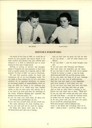 Overbrook High School - L Agenda Yearbook (Pine Hill, NJ) online yearbook collection, 1960 Edition, Page 10