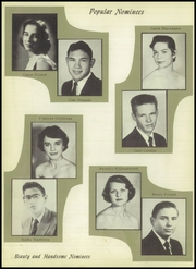 Ozona High School - Lion Yearbook (Ozona, TX) online yearbook collection, 1956 Edition, Page 16