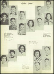 Ozona High School - Lion Yearbook (Ozona, TX) online yearbook collection, 1956 Edition, Page 94