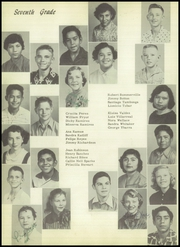 Ozona High School - Lion Yearbook (Ozona, TX) online yearbook collection, 1956 Edition, Page 98