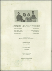 Palacios High School - Ebb Tide Yearbook (Palacios, TX) online yearbook collection, 1947 Edition, Page 16