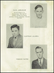 Palacios High School - Ebb Tide Yearbook (Palacios, TX) online yearbook collection, 1947 Edition, Page 17 of 108