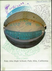 Palo Alto High School - Madrono Yearbook (Palo Alto, CA) online yearbook collection, 1978 Edition, Page 3