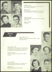 Pampa High School - Harvester Yearbook (Pampa, TX) online yearbook collection, 1954 Edition, Page 29