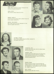 Pampa High School - Harvester Yearbook (Pampa, TX) online yearbook collection, 1954 Edition, Page 30 of 184