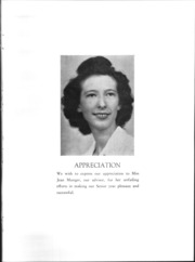 Panama Central High School - Rockette Yearbook (Panama, NY) online yearbook collection, 1945 Edition, Page 6