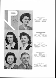 Panama Central High School - Rockette Yearbook (Panama, NY) online yearbook collection, 1946 Edition, Page 14