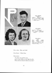Panama Central High School - Rockette Yearbook (Panama, NY) online yearbook collection, 1946 Edition, Page 16