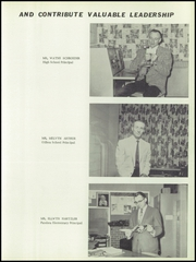 Pandora Gilboa High School - Mirror Yearbook (Pandora, OH) online yearbook collection, 1959 Edition, Page 9