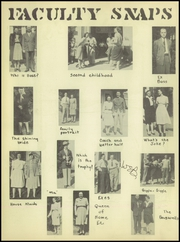 Panhandle High School - Lair Yearbook (Panhandle, TX) online yearbook collection, 1947 Edition, Page 12 of 56
