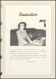 Panora High School - Echoes Yearbook (Panora, IA) online yearbook collection, 1952 Edition, Page 7 of 172