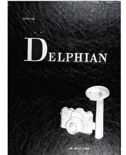 paramus high school delphian yearbook paramus nj class of 1974 cover e yearbook com
