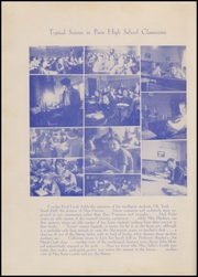 Paris High School - Owl Yearbook (Paris, TX) online yearbook collection, 1939 Edition, Page 12